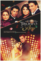 Triunfo Del Amor Poster by PosterTheory