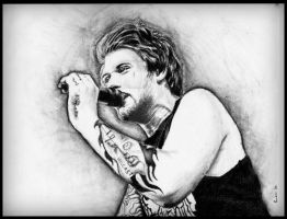 Danny Worsnop by ilovecheese00