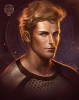 Finnick Odair by GerryArthur