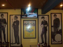 Huge Beatles pictures by CuteKana