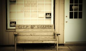 City Of Evarts Bench 2... by billndrsn