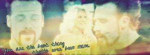 "Sheamus - Maryse Banner ""Mine"" by verusImmortalis"