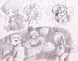 APH-I miss you, Holy Roman... by NamelessAnami