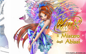 Bloom Sirenix Couture Wallpaper by Wizplace