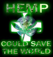 'HEMP: Could Save the World' by ModernHippy