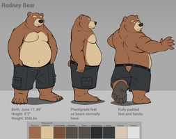 Rodney ref sheet 2015 by Dj-Rodney
