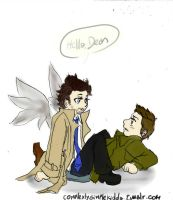 Supernatural - Gotcha! by maxwell-kiddo
