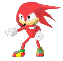 Knuckles 1 Update by namatamiku