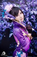 [Dynasty Warriors 8- Zhen Ji] 2 by Seiran-Kisaragi