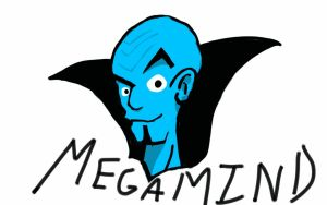 megamind by Magra123