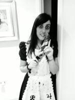 Madness is my surname~Alice! by LadyEdile