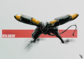 Metal Gear Ray by Sic-Side-FX