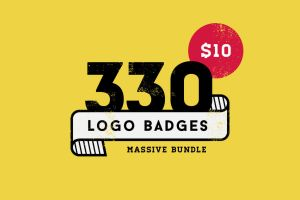 330 Logos Bundle by diekave