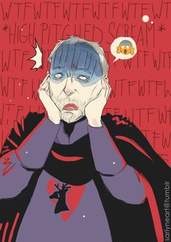 GoT: RIP Stannis' characterization by SarlyneART