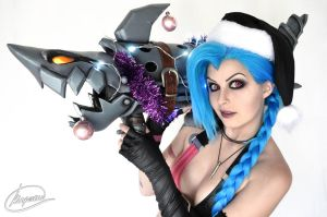Christmas Jinx 3 by Kinpatsu-Cosplay