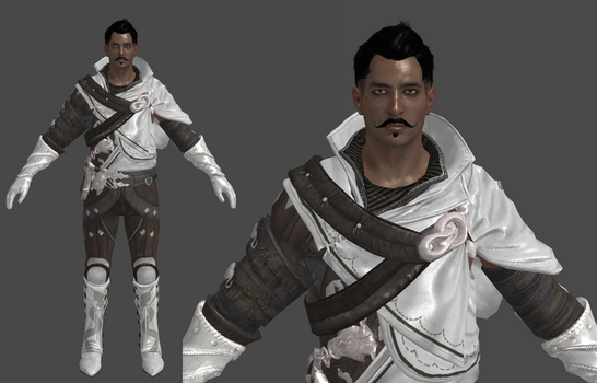 DAI Dorian BattleMage XPS by Padme4000