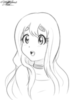 Mugi Sketch 2 by WillisNinety-Six