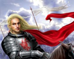 Rhaegar by quickreaver