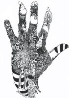 Hand by Pennamore