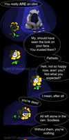 Undertale - I don't want your pity - Part 1 by lyoth737