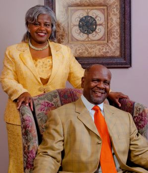 Pastor and First Lady Dreihr by DCBRIGGS