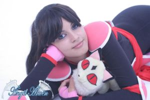 Sango cosplay V by Angel--Arwen