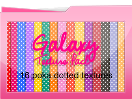 Galaxy Texture Pack 1 XEQ by xExoticQueen