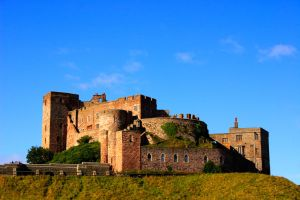 'Bamburgh Castle by scotto