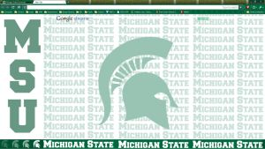 Michigan State U WS by wPfil