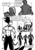 vegeta comic 05 by timpu