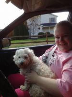 Me And Ella In The Car by PrincessKatieForever