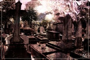 Rusted graves by 0-Photocyte