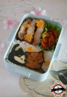 A bento, a friendship by RiYuPai