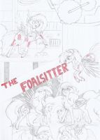 The Foalsitter REBOOTED Cover by Blumydia