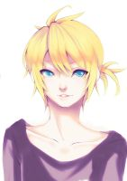 Kagamine Len Digital by thumbelin0811