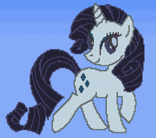 Rarity in Terraria by bias1924