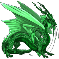 The Emerald Emperor by FallenGems