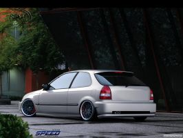 Civic Tuning by RDJDesign