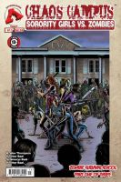 Chaos Campus 13 Cover by ChaosCampus