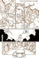 Return to Green Hollow - pg 5 by amegoddess