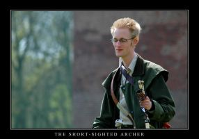 The Short-Sighted Archer by sturm