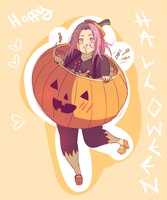 Happyu Harroween by BayneezOne