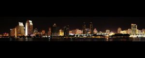 San Diego Skyline 3 by Pale-Recluse