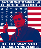 Romney Wants Your Vote by Party9999999