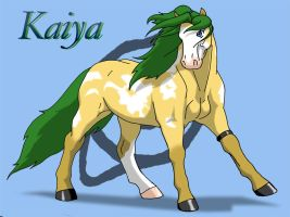 Kaiya-pony by WSTopDeck