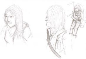 Train Sketches 3 by Anararion