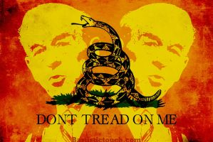 Dont tread by Bartistictouch