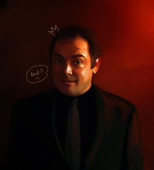 crowley scetch by Everybery