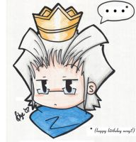 CP - Prince Danny Says... by skyechan