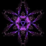 purple star... by FeliFee